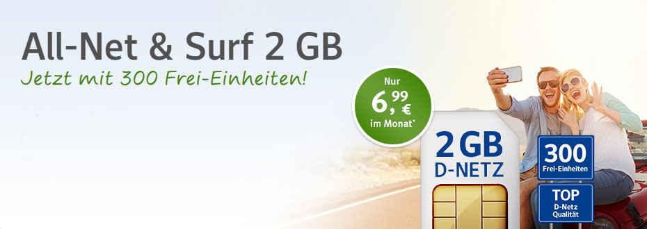 WEB.DE All-Net & Surf