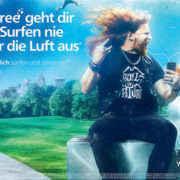 O2 Free Tarife - Endlos surfen