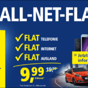 1und1 Allnet-Flat und Peugeot 208