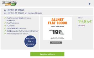 klarmobil AllnetFlat 10000
